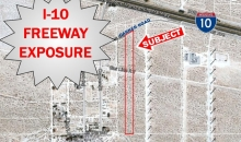 South Side I-10 by Garnet Road North Palm Springs, CA 92258