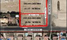 NWC Neal Avenue & Placid Street Las Vegas, NV 89183