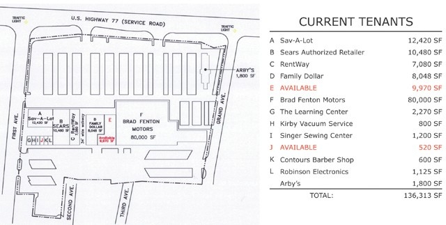 320  N. Commerce St., Ardmore, OK 73401