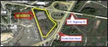 SW Quadrant, South State Street & U.S. Hwy 80 Jackson, MS 39201