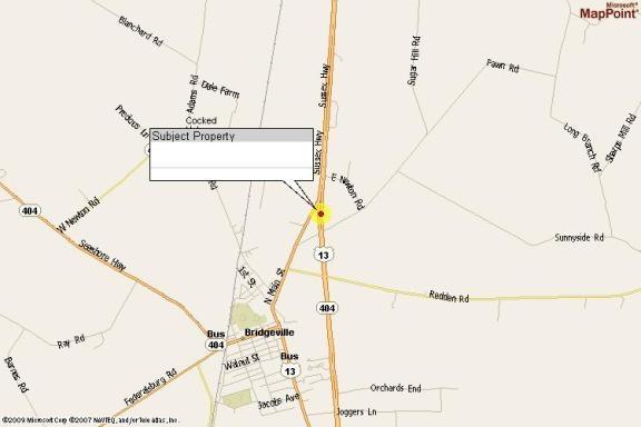 16487 SUSSEX HWY, Bridgeville, DE 19933