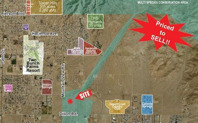 Sunland Rd/Mountain View Rd, Desert Hot Springs, CA 92241